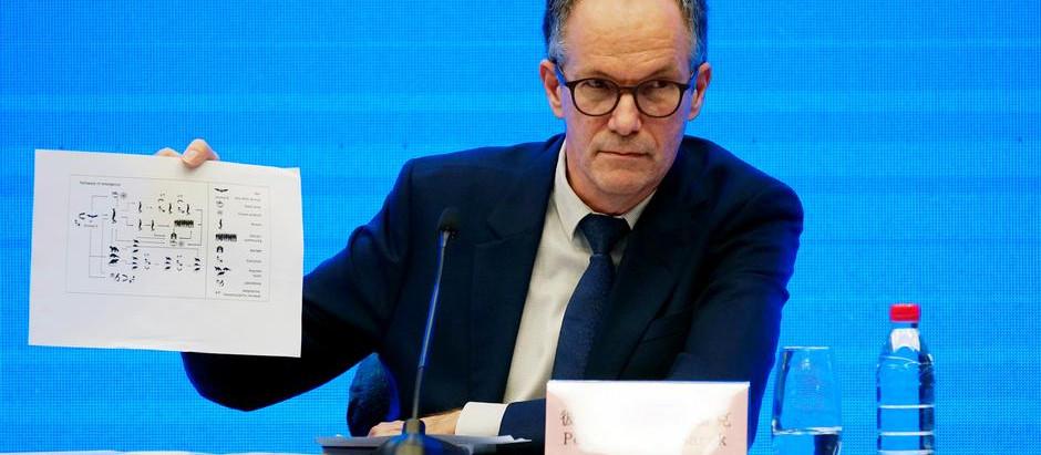 OMS não chega a resultados conclusivos sobre a origem da Covid em investigação na China
