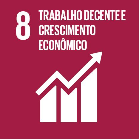 ODS busca promover a economia inclusiva e sustentável