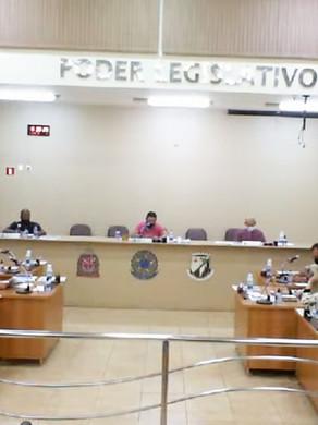 Sem votação, vereadores protocolam indicações e fazer discursos na Tribuna