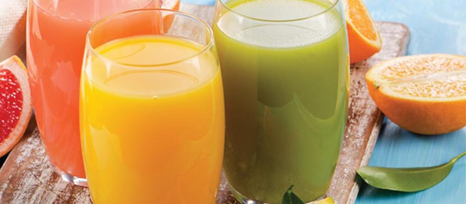 Suco rico em fibras: 5 receitas para misturar frutas e vegetais