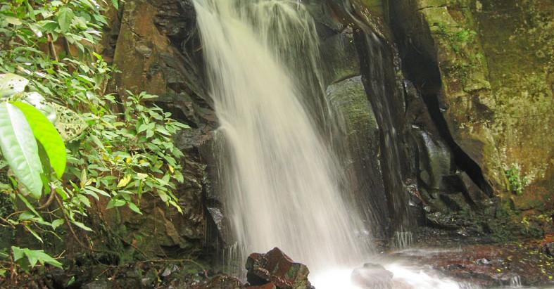Motuca é conhecida na região por suas cachoeiras