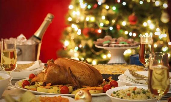 Escolhas saudáveis para as festas de fim de ano