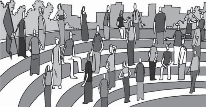 Conferências surgem a partir de pressão da sociedade civil