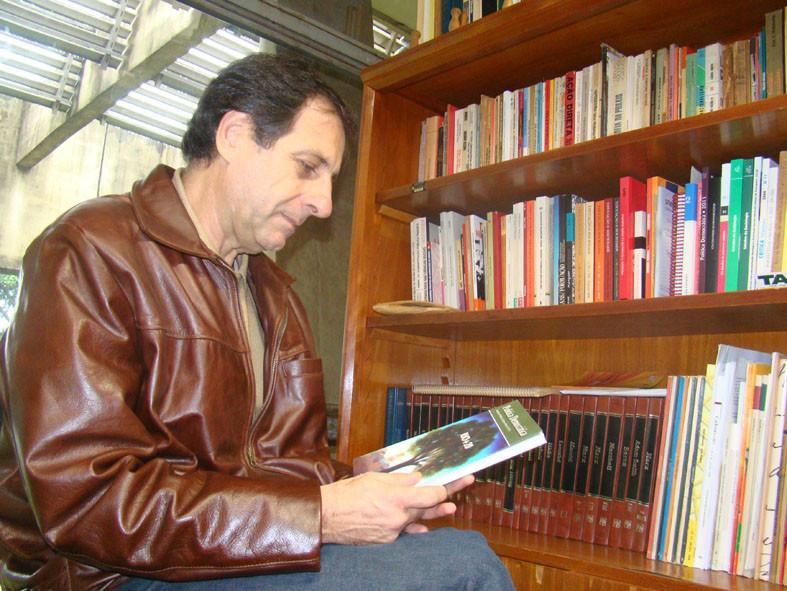cientista político Milton Lahuerta, professor doutor de Teoria Política da Faculdade de Ciências e Letras (Unesp) de Araraquara