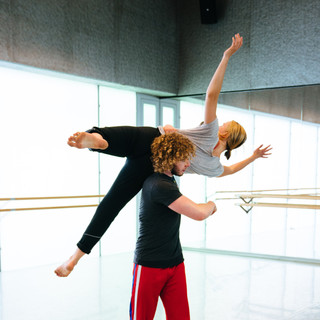 Sadlers Wells Young Associates Rehearsal