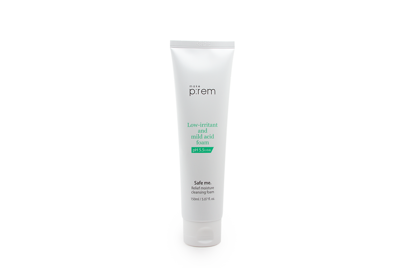 make p:rem Safe Me Relief Moisture Cleansing Foam 150ml