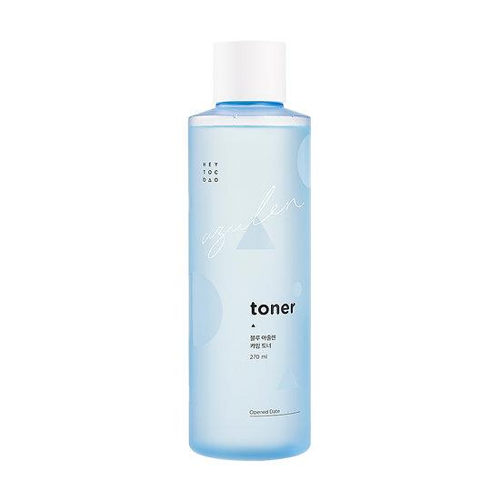 HEYTOC Blue Azulen Calming Toner 270ml