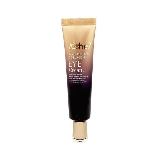 Ashe7 Rose Peptide Collagen Eye Cream 30ml