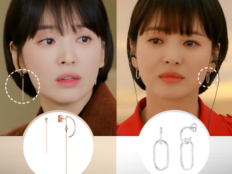 K POP K MOVIE Star Earrings
