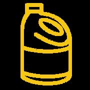 Bleach (10 to 1 w/H2O)