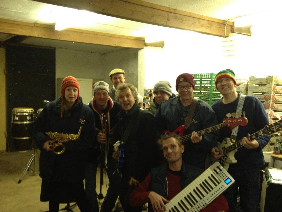 winter guns rehearsal