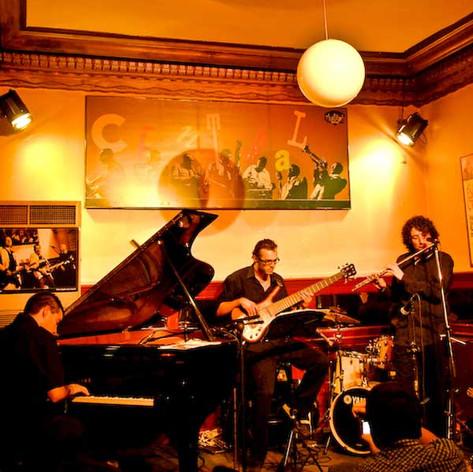 THMF Quartet