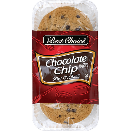 BC CHOCOLATE CHIP SOFT COOKIES 7.1 oz