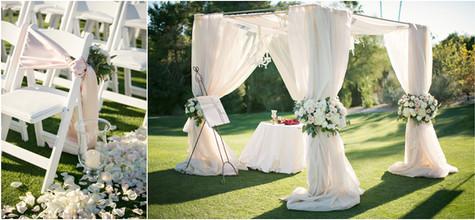 wedding photos paradise valley country club, scottsdale, arizona, wedding locations, chuppah, country club weddings, bride and groom, jennifer bowen photographer