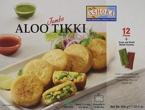 ASHOKA READ TO EAT ALOO TIKKI 32.5OZ