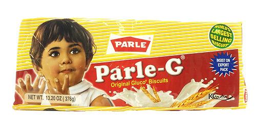 PARLE - G BISCUIT 376 GM (4PK 20 BSKT)*