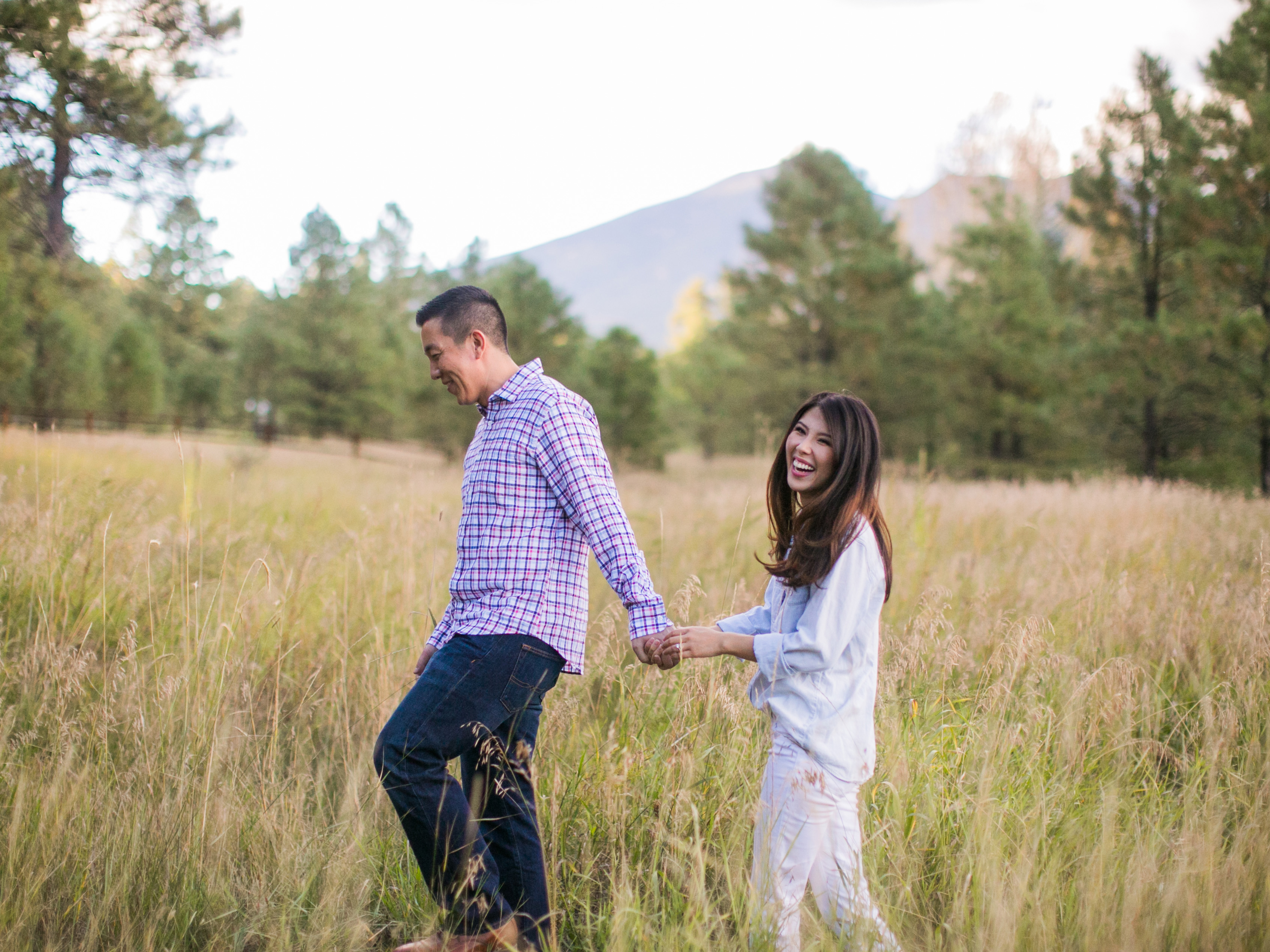 Engagement Session in Flagstaff