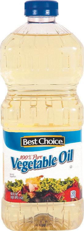 BC VEGETABLE OIL  16OZ