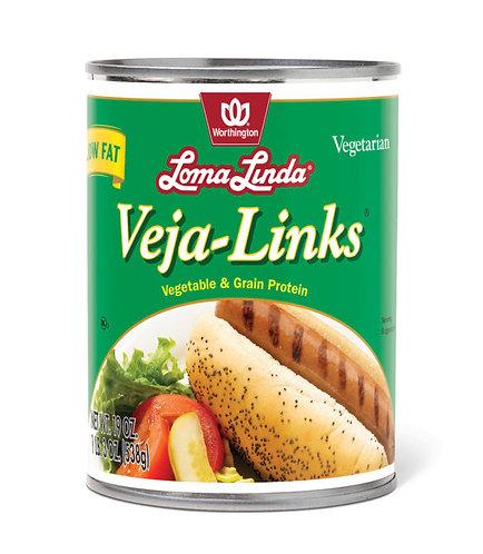 LL VEJA-LINKS, LOW FAT  (19 OZ.)