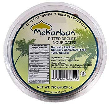 MEHARBAN PITTED DATES 24 OZ