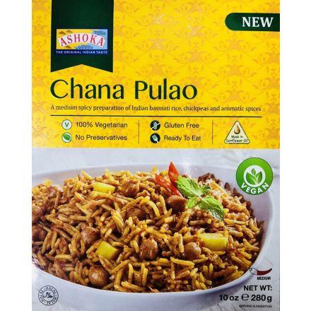 ASHOKA READY TO EAT PULAO CHANA 280G