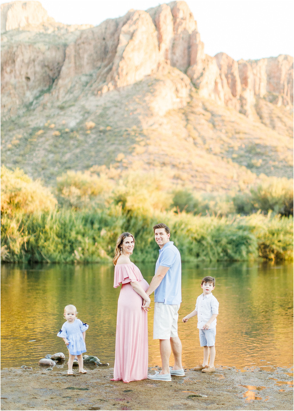 best locations for family photos in arizona - family photographers
