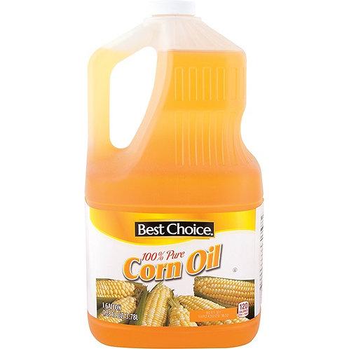 BC CORN OIL 128 OZ
