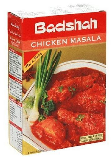BADSHAH CHICKEN MASALA HOT & SPICY 100 G