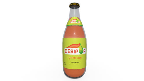 DRINK POP DESI SANTRA 12OZ