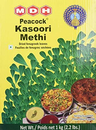MDH METHI LEAVES 1 KG