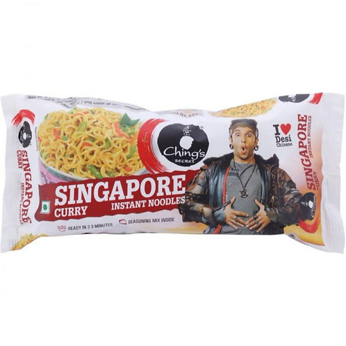 CHINGS VPK SINGAPORE CURRY NOODLES 240G