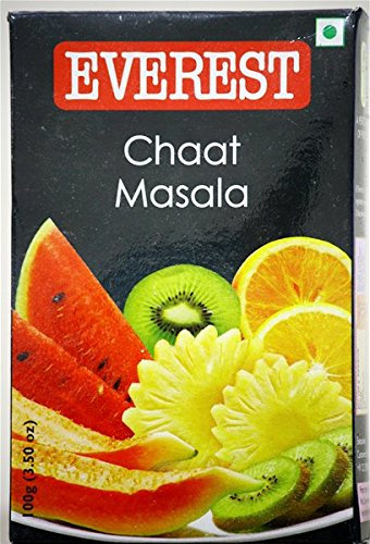 EVEREST CHAT MASALA 100 GM