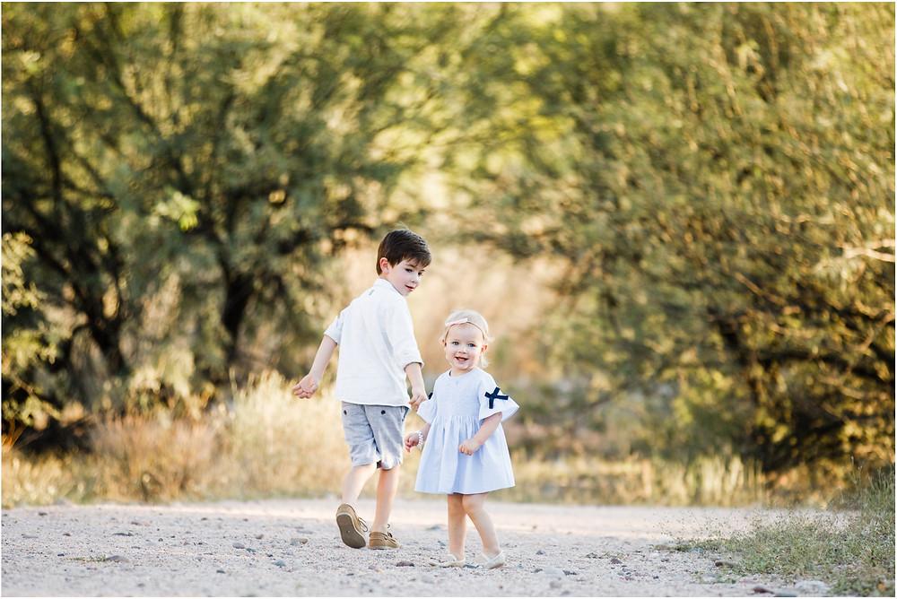 candid moments kids photography in scottsdale arizona