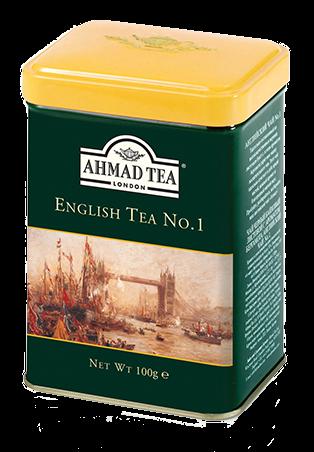 AHMAD TEA ENGLISH # 1 20TB