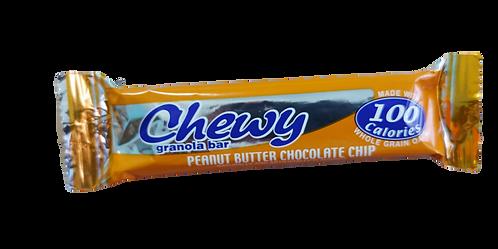 BC PNUT BTR - CHOC CHIP CHEWY SINGLE BAR