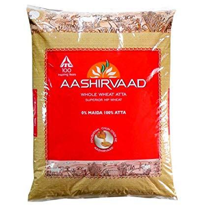 AASHIRWAD AATA 20 LB