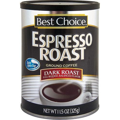 BC EXPRESSO ROAST COFFEE 11.5 OZ