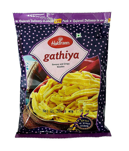 HALDIRAM GATHIYA 200GM*