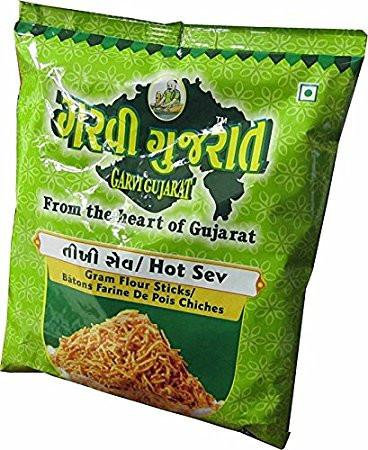 GARVI GUJARAT HOT SEV 285GM*