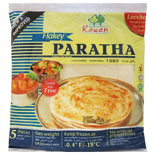 KAWAN LACCHA PARATHA 400 GM 5PC