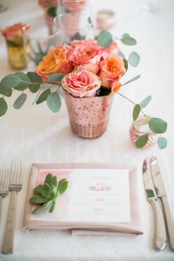 Wedding decor - El Chorro