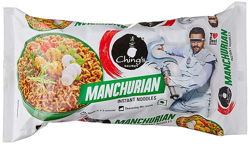 CHINGS VPK MANCHURIAN NOODLES 240G