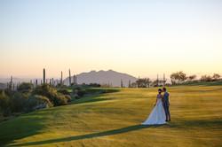 Arizona desert wedding photography