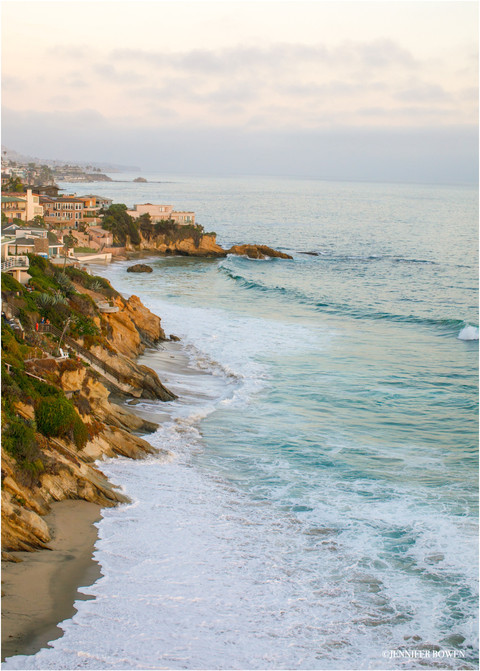 Exploring Laguna Beach & its beautiful coastline