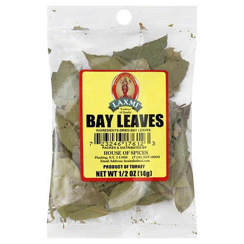 LAXMI  BAY LEAVES 1.2 OZ