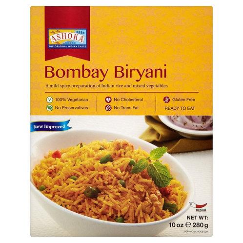 ASHOKA READY TO EAT BOMBAY BIRYANI 280G