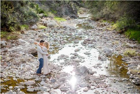 engagement session photographer arizona