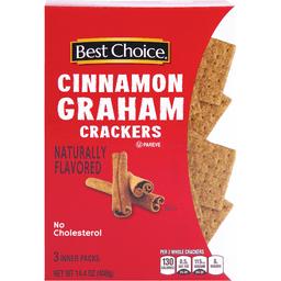 BC CINNAMON GRAHAM CRACKERS 14.4 oz