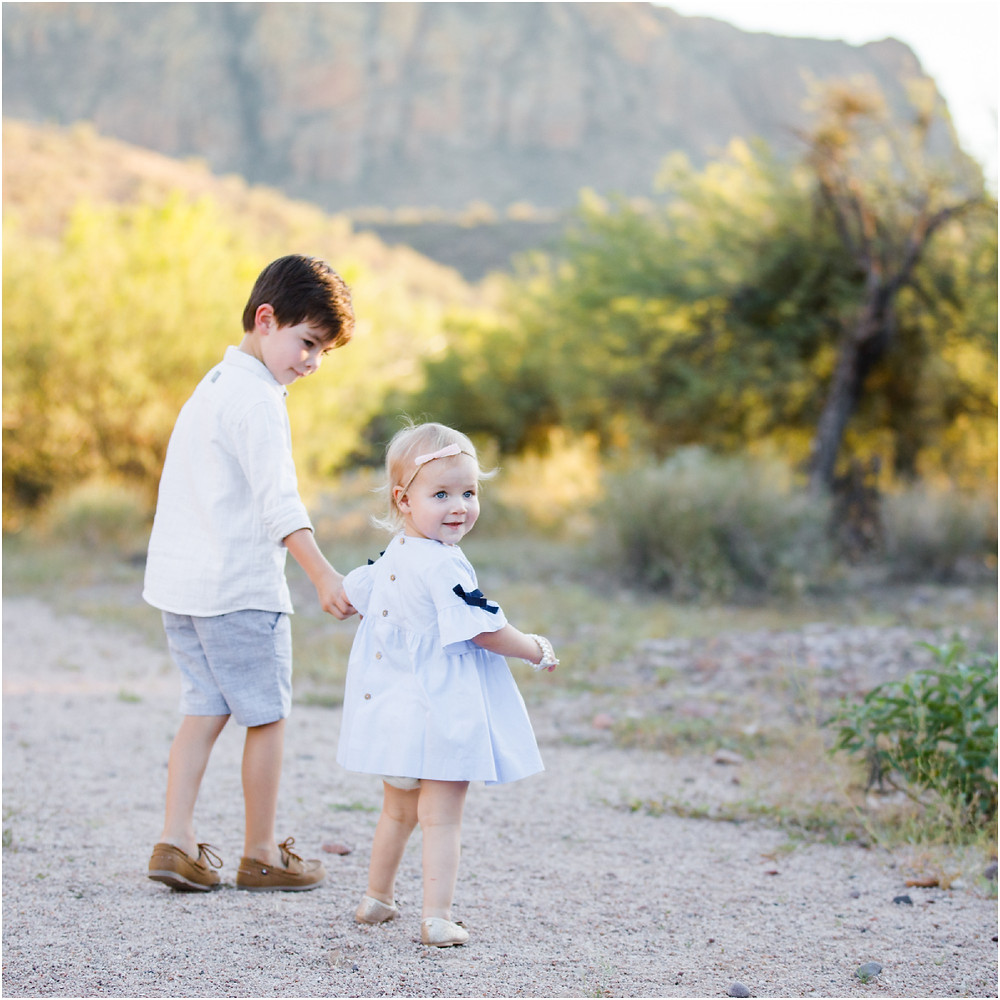 cool locations for family photos in arizona