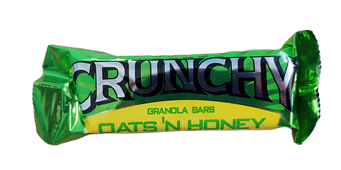 BC OATS & HONEY CRUNCHY GRANOLA SINGLE BAR